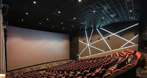Top Flight Malaysian Cinema Installs Harman Sound System