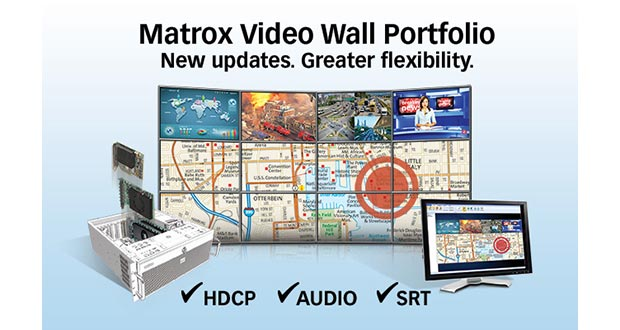 Matrox takes home multiple awards at InfoComm 2018