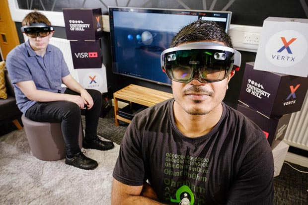 university of hull launches mixed reality accelerator