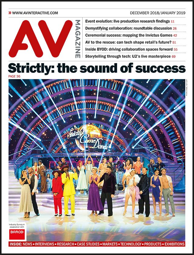 December 2018/January 2019 AV Magazine AV Digital
