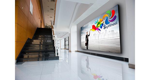 NEC UN Series video walls target 'huge range of industries'