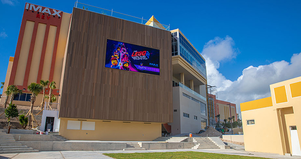 Daktronics wins its first LED display contract in Bahamas
