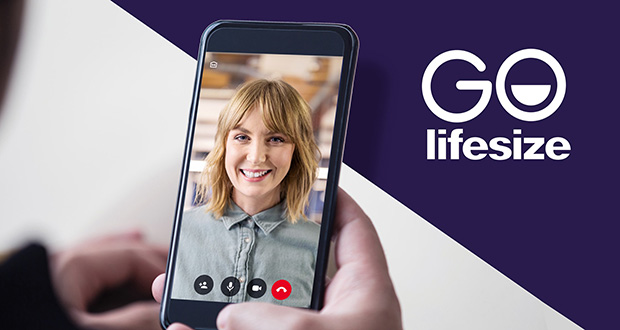 Lifesize Go offers free mobile-first group video calls