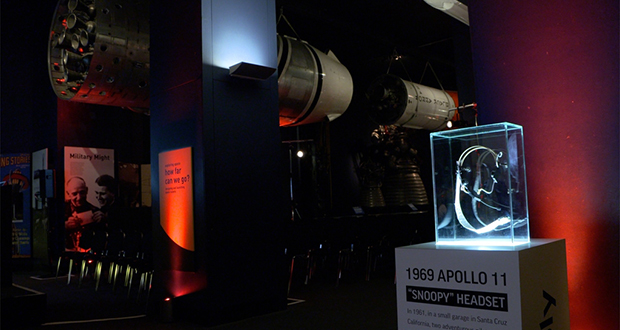 Poly's role in moon landing celebrated