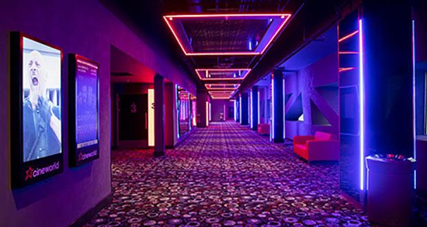 Christie equips Europe's first all-RGB laser cineplex