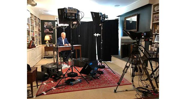 Joe Biden S Blackmagic Studio Makes The News